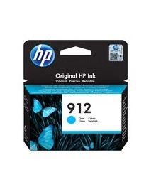 HP 912 Cyan Original Ink...