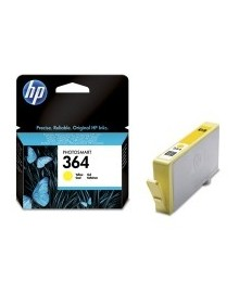HP 364 Yellow Ink Cartridge...