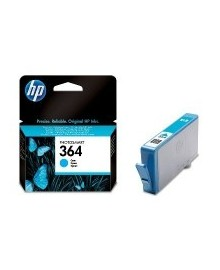 HP 364 Cyan Ink Cartridge...