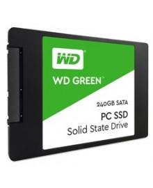 SSD 2.5 SATA WD 240GB Green